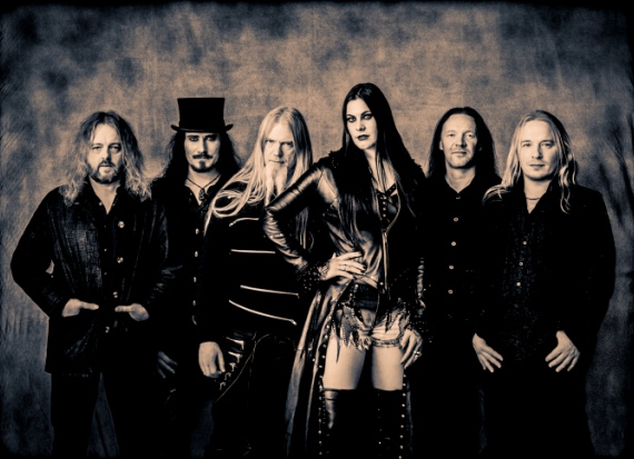 Metal Band NIGHTWISH